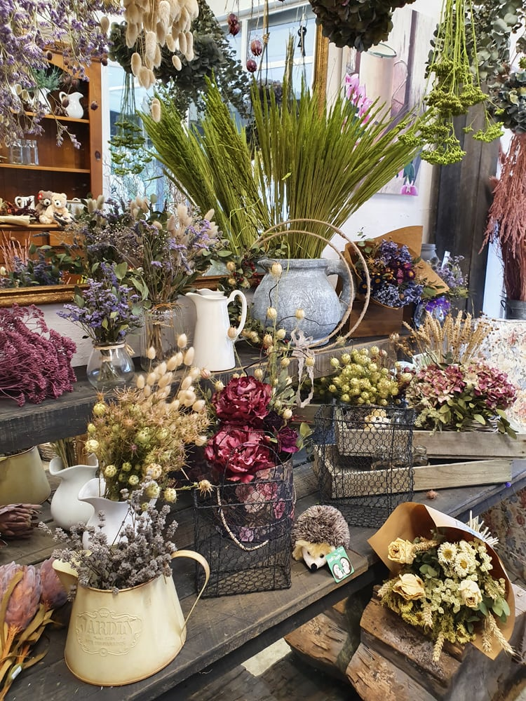 Dried Flowers Victoria Florists